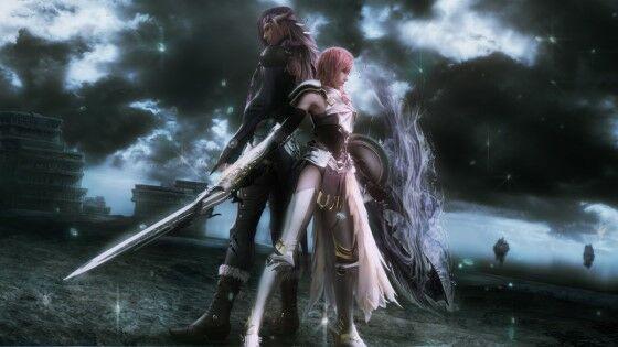 Wallpaper Final Fantasy 3d5 52de3