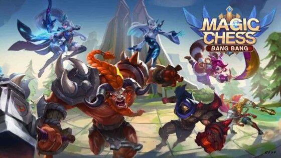 Magic Chess Ml 46202