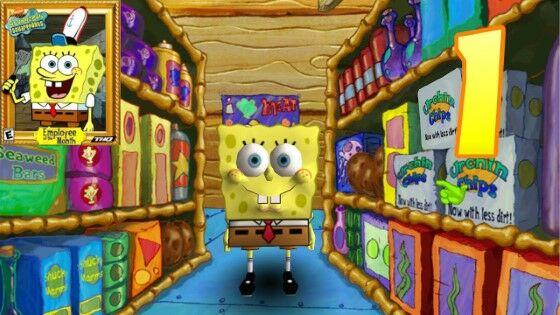 Game Spongebob 8d702