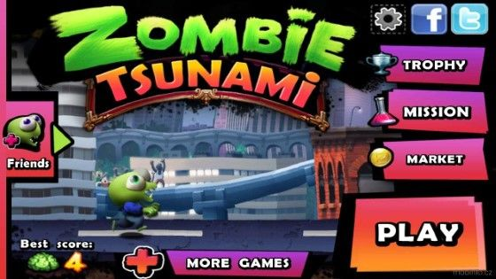 Download Zombie Tsunami 45f89