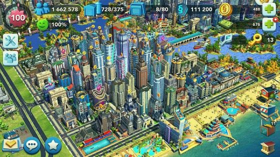 Simcity Buildit Mod Apk Download 0e0d4