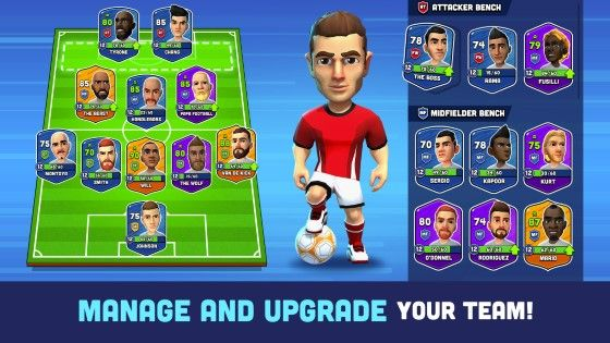 Download Mini Football Mod Apk C7701