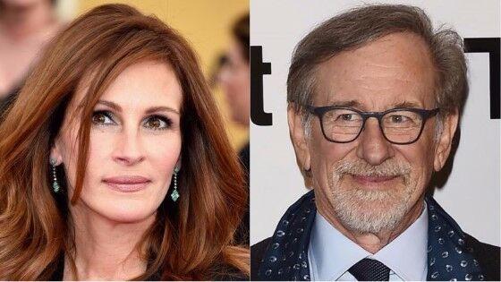 Julia Roberts Steven Spielberg 085e4