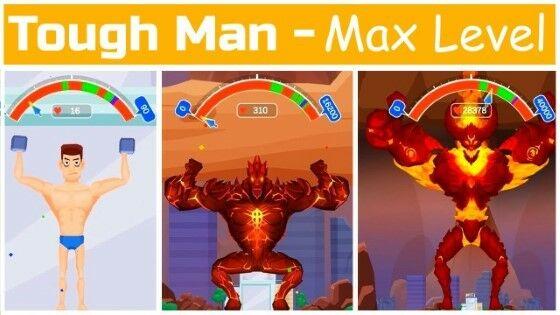 Tough Man Mod Apk 3c1ca