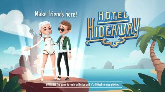 Hotel Hideaway Mod Apk Unlimited Money And Diamond 8c6c6