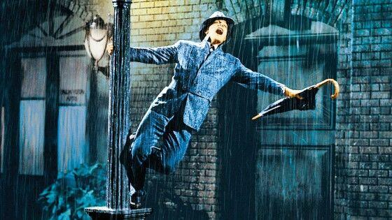 Film Terkenal Yang Proses Pembuatannya Sulit Singing In The Rain 68b6c