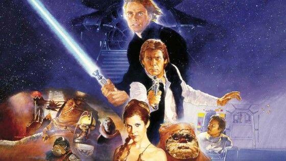 Film Star Wars Return Of Jedi 11dbe