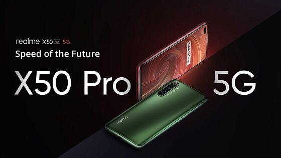 Harga Realme X50 Pro 5 Fe7a2