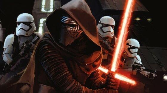 Jud3 Star Wars VII The Force Awakens 2015 Custom Aacd8