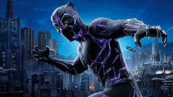 Film Black Panther F5785