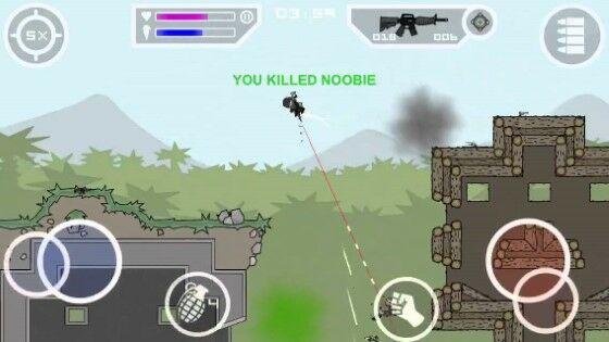 Mini Militia Mod Apk Terbaru D6e10