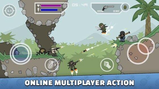 Mini Militia Mod Apk Unlimited All 427a2