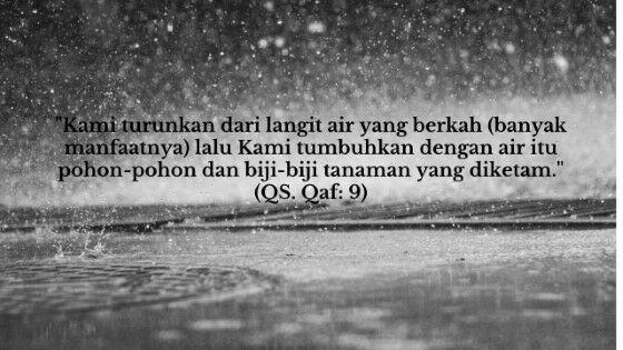 Status Hujan Islami 31ba3