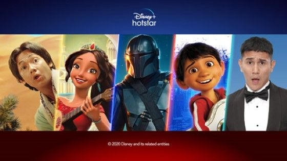 Paket Disney Hotstar 9ad2f