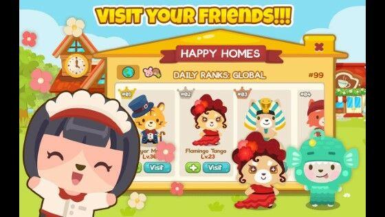 Happy Pet Story Mod Apk Unlimited Money F2557