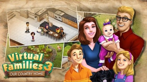 Download Virtual Families 3 Mod Apk Unlimited Money 781ff