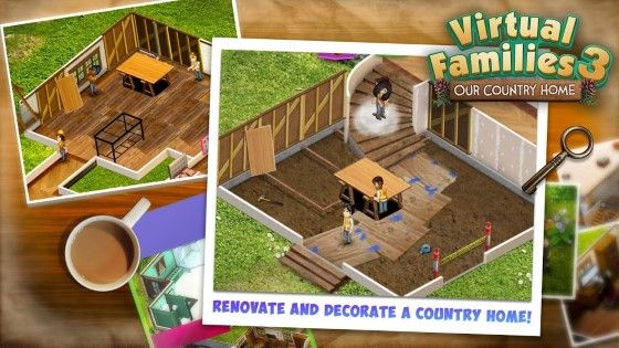 Virtual Families 3 Apk Fb717