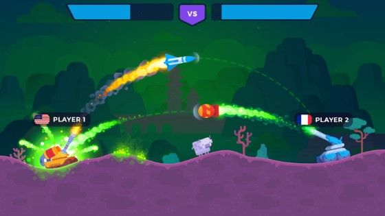 Download Tank Stars Mod Apk B240b