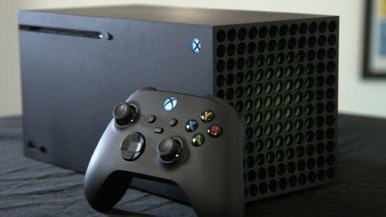 Harga Xbox Series X 4e147