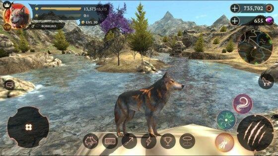 The Wolf Mod Apk 4286b