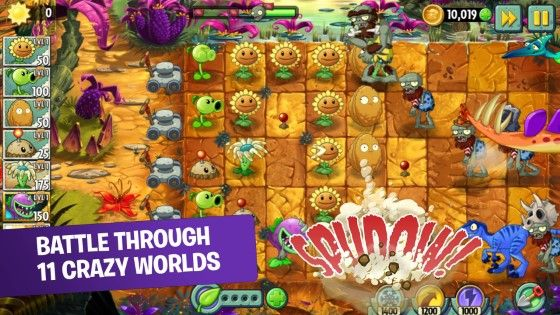 Download Plant Vs Zombie 2 Mod Apk Apptoko 58515