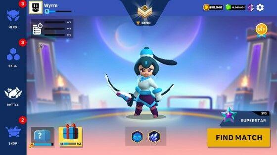 Heroes Strike Offline Mod Unlimited Gems C1356