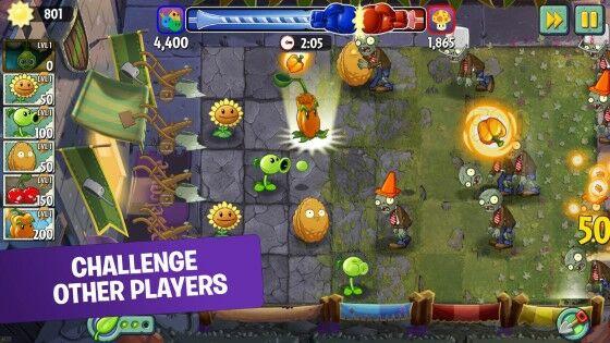 Plants Vs Zombie Mod Apk D45c8