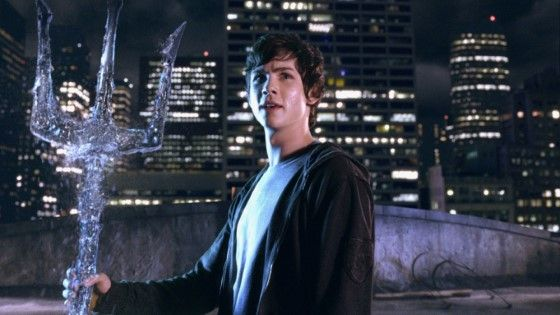 Percy Jackson And The Lightning Thief 2d397