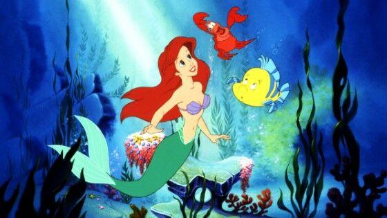 The Little Mermaid 4edf2
