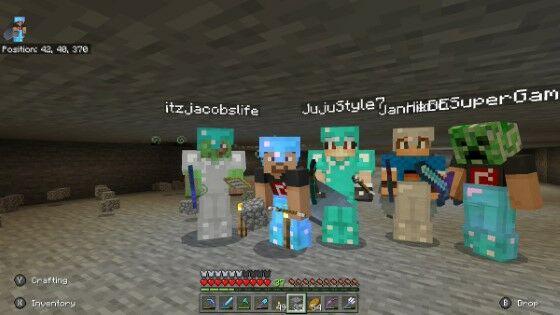 Cara Main Minecraft B2474