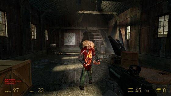 Headcrab Zombie 2d074