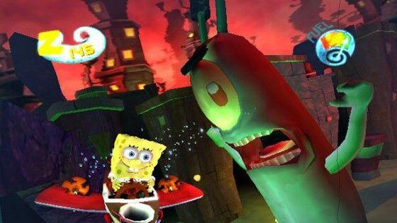 Spongebob Squarepants Creature From The Krusty Krab Bb295