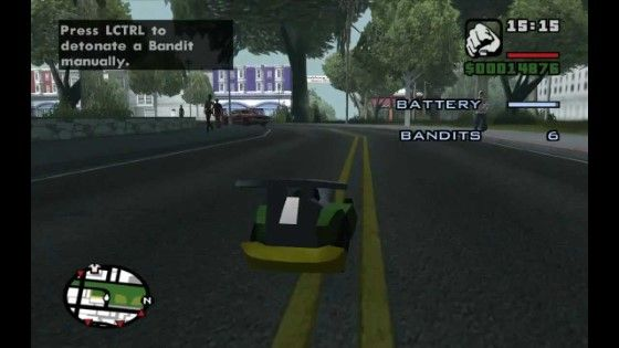 Grand Theft Auto San Andreas 14657