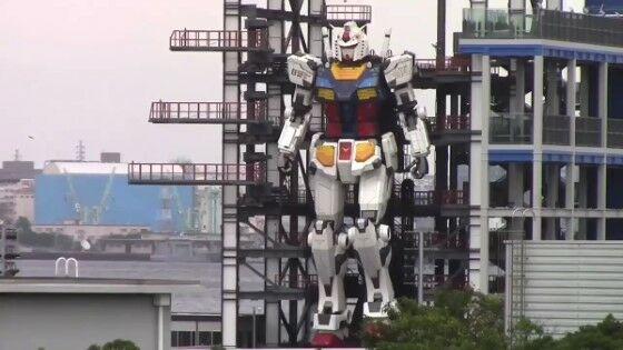 Life Size Gundam 3d371