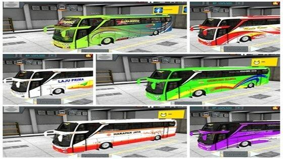 Livery Mod Bussid 37913