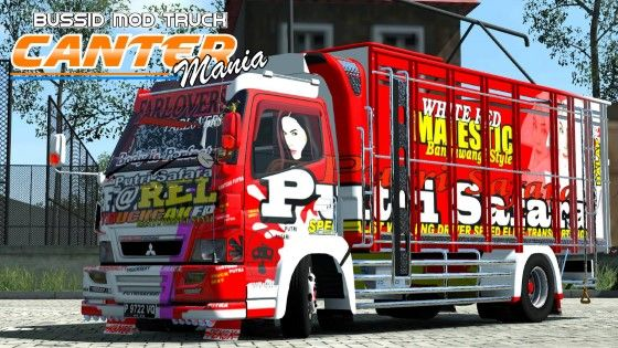 Mod Bussid Truck 794c2