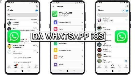 Ra Whatsapp Custom Bec96