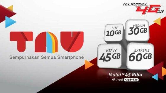 Kode Paket Telkomsel Murah 2021 5f8e7