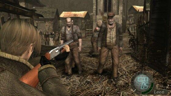 Resident Evil 4 8303c