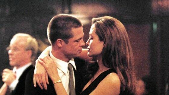 Mr Mrs Smith Angelina Jolie Brad Pitt 0dfe3