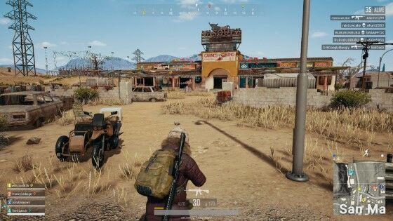 PlayerUnknown S Battlegrounds 4a9c7