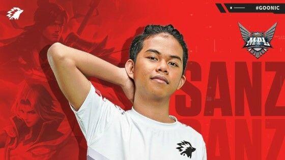 Sanz Victim Esports 45ef6