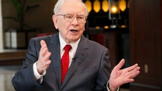 Warren Buffett E8a7f