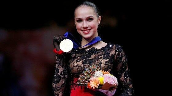 Alina Ilnazovna Zagitova A6824