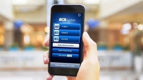 Cara Transfer Antar Bank Lewat M Banking Bca 11cc4