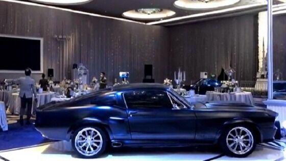Mobil Mustang Atta D463f