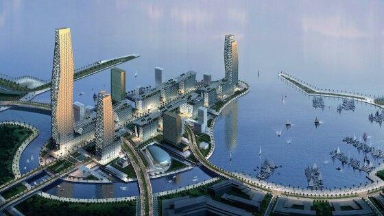 King Abdullah Economic City Aa71d