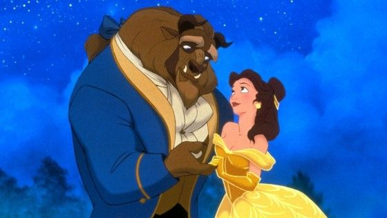 Beauty And The Beast 7529f