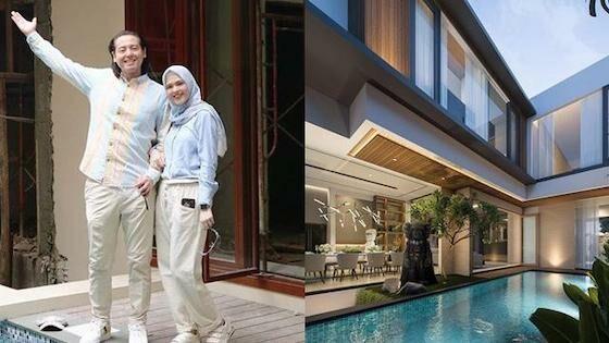 Rumah Mewah Artis Indonesia 60234
