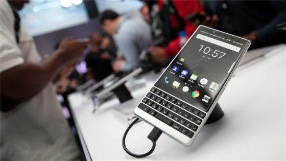 Blackberry Rilis Hp 5g 32ceb